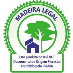 Selo Ibama Madeira Legal